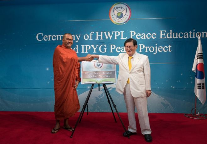 International NGO Facilitates Engagement of All Sectors in Peace-Building for Myanmar and Globe