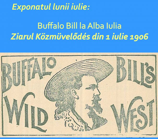 Buffalo Bill la Alba Iulia