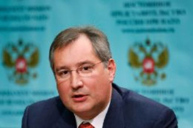 Amenintarea lui Rogozin in presa internationala