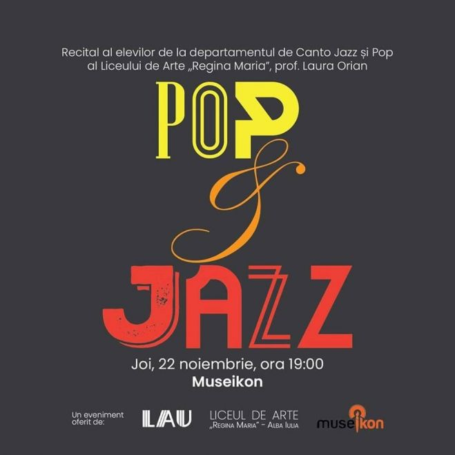 Recital Jazz-Pop
