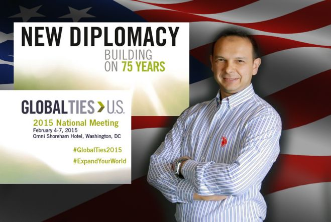 "SUA: ""New Diplomacy: Building on 75 Years"""
