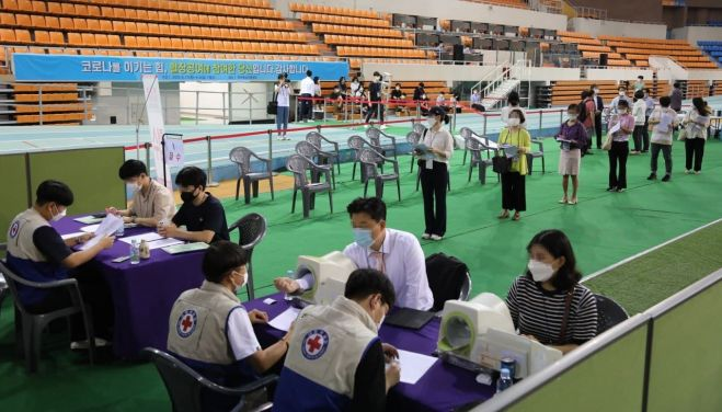 Four Thousand Members of Shincheonji Church of Jesus – Who Have Fully Recovered from COVID-19 – Donate Plasma for the Third Time Starting on the 16th