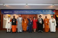 "Comprehensive Approaches to Build ""Peace Governance"" at the 3rd Annual Commemoration of the WARP Summit"