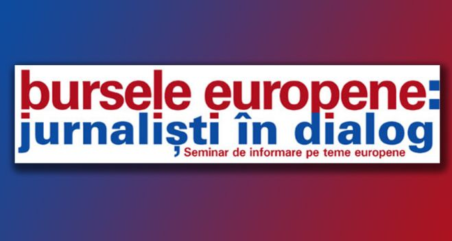 """Bursele Europene: Jurnalisti in Dialog"""