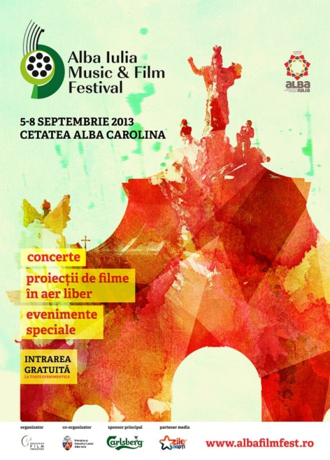 Alba Iulia Music & Film Festival revine în Cetatea Alba Carolina in weekendul 5-8 septembrie