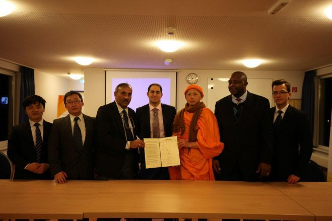 International NGO and local community seek religious harmony during the World Interfaith Harmony Week (WIHW)