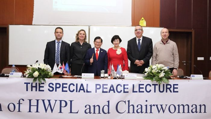 World Educators are Gathered in South Korea for Peace Education