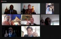 HWPL Interfaith Online Prayer Meeting Conveys a Message of Hope to Overcome COVID-19