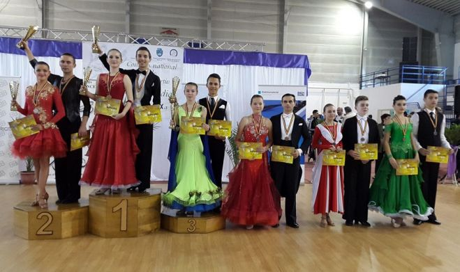 Top Dance, din nou pe podium!