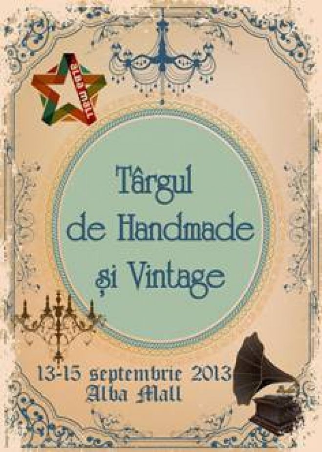 13-15 septembrie: Vintage Week-end la Alba Mall.