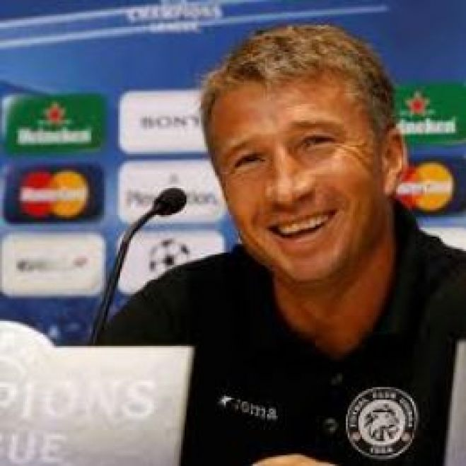 Dan Petrescu, remiza chinuita in Rusia