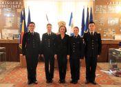 Elevii militari din nou olimpici la fizică