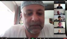 Liderii Religioși Schimbă Rugăciuni dincolo de Granițele Religioase la Întâlnirea Online de Rugăciune HWPL