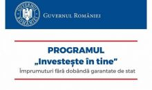 """Românii pot lua, începând de astăzi, credite fără dobândă, prin programul """"Investeşte în tine"""""""