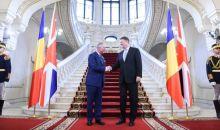 Printul de Wales, vizita oficiala in Romania