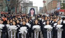 South Korean Citizens Condemn Government and Religion's Silence on Human Rights Violation