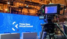 Participare albaiuliană la Summitul virtual Three Seas