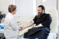 COMUNICAT DE PRESĂ Campanie de donare de sânge în Arhiepiscopia Alba Iuliei