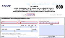 Teodorovici, noi detalii despre Formularul 600