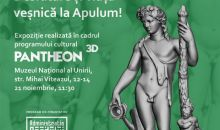 Desfătare și viață veșnică la Apulum!