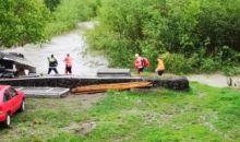 Cod portocaliu de inundații pe râurile din bazinele hidrologice Arieş şi Arieşul Mic